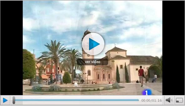     Telediario Expertos analizan los daños en el patrimonio artístico de Lorca