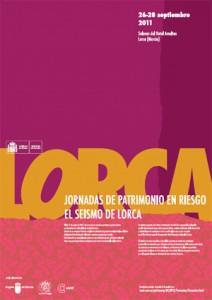Jornadas de Patrimonio en Riesgo. El Seismo de Lorca