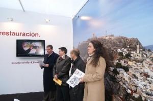 Los turistas que visiten Lorca pueden conocer ya al detalle la historia de más de 24 monumentos y puntos de interés sólo con enfocar su smarphone