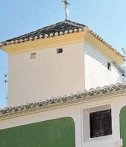 Torre de la Casa de Evaristo Sánchez Martínez en Zorrilla. :: P. A. / AGM