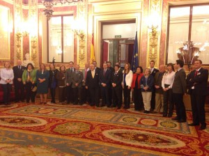 El Alcalde destaca que el respaldo del Congreso de los Diputados a la declaración del bordado como Patrimonio de la Humanidad supone un ''hito histórico'' para Lorca: Ayuntamiento de Lorca