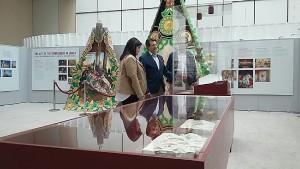 El Parlamento Europeo acoge una exposición sobre la reconstrucción de Lorca tras los terremotos y su riqueza cultural